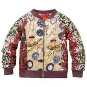 CakeWalk Little Girls Violet Bahari Indoor Jacket 2Y