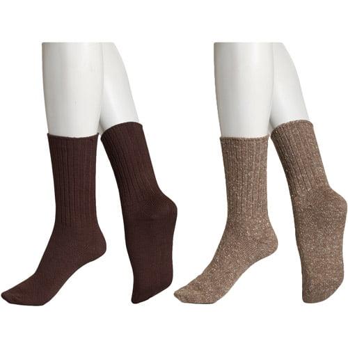 "No nonsense Women's Boot Socks Essential 9"" - 2 Pair"