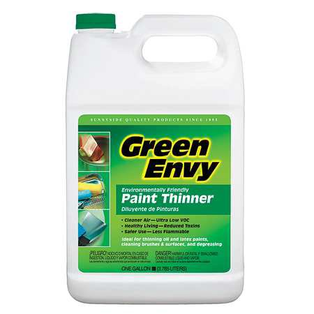 - Green Envy 730G1 1 gal. Paint Thinner