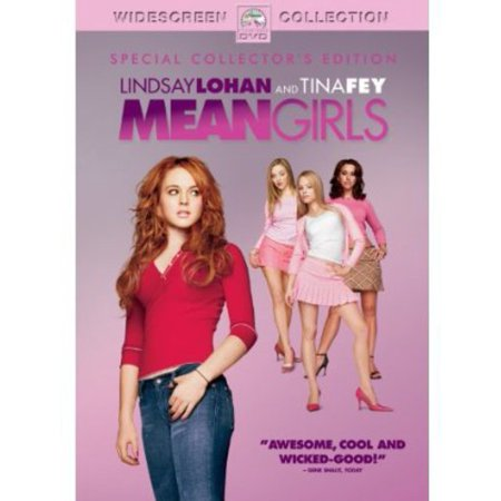 Mean Girls (DVD) for $<!---->