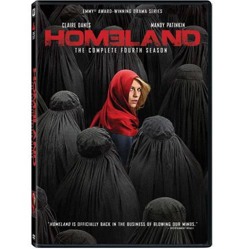 Homeland: The Complete Fourth Season (Widescreen)