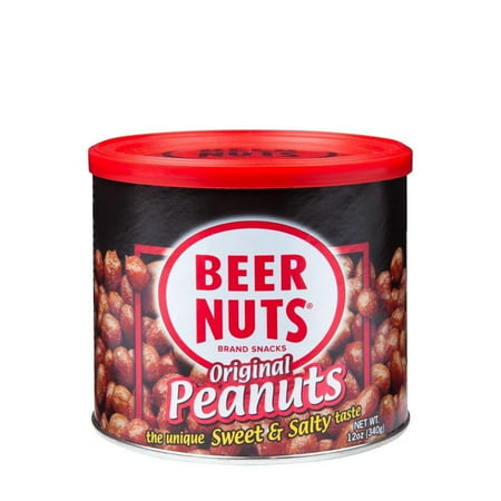 BEER NUTS Original Peanuts Can