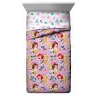 Overwatch Disney Princess Sassy Single Reversible Comforter