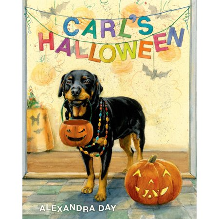 Carl's Halloween - Day After Halloween Facts