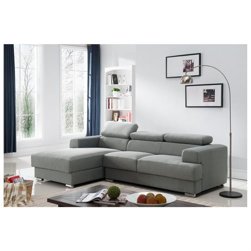 US Pride Furniture Gabriel Contemporary Fabric Upholstered