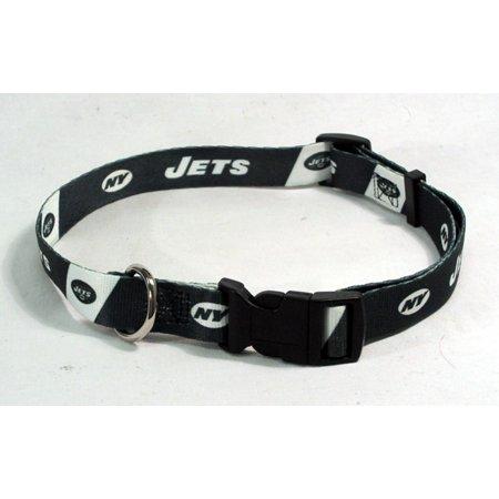 New York Jets NY NFL Licensed XS Dog/Cat Pet Collar