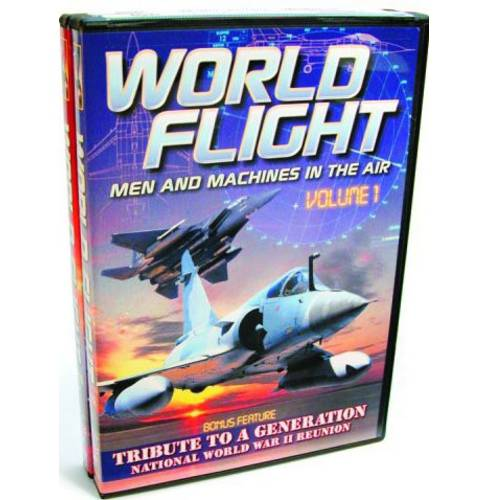 Aviation: World Flight Volumes 1 And 2: Spy Power: Fighter 2000   Bosnian Air War   Air Force Special... by