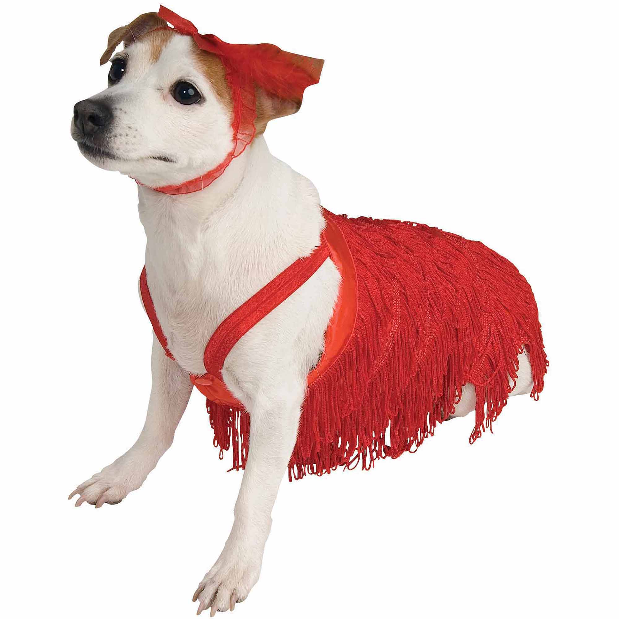 Flapper Halloween Pet Costume (Multiple Sizes Available)
