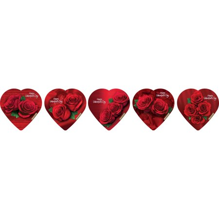 Elmer Chocolate Varying Design Rose Assorted Chocolates, 2 Oz.