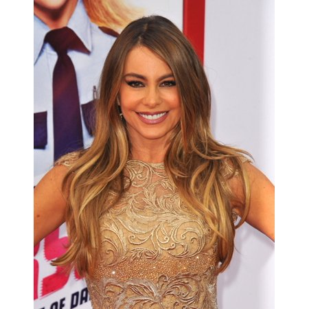 Sofia Vergara At Arrivals For Hot Pursuit Premiere Tcl Chinese 6 Theatres Los Angeles Ca April 30 2015 Photo By Dee CerconeEverett Collection