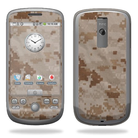 MightySkins Skin For HTC myTouch 3g T-Mobile – Baseball,   Protective, Durable, and Unique Vinyl Decal wrap cover Easy To Apply, Remove, Change Styles Made in the USA 3g Mobile Video Support Camera