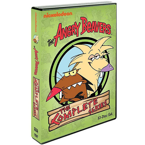 Angry Beavers: The Complete Series (Full Frame)