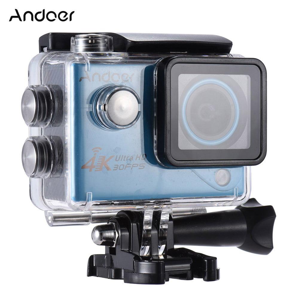 Andoer 4K 30FPS 1080P 60FPS Full HD  2.0in LTPS LCD Scree...
