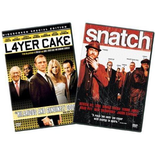 Layer Cake / Snatch (Widescreen)