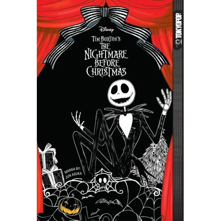 Disney Manga: Tim Burton's the Nightmare Before Christmas - Softcover Edition (Paperback) ()