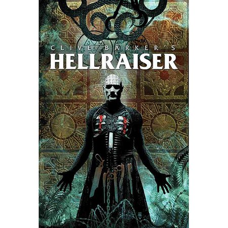 Clive Barkers Hellraiser 1: Pursuit of the Flesh by