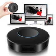 ELEGANT CHOISE WiFi Wireless HDMI/AV Display Receiver Dongle, Supports Miracast/Airplay/DLNA for IOS/Android