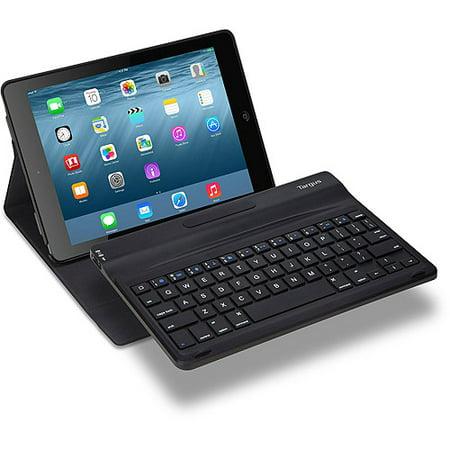 Targus VersaVu Keyoard Case iPad Air 2 Case, Black by