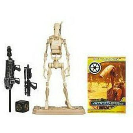 STAR WARS Movie Heroes BATTLE DROID - Battle Droid Factory