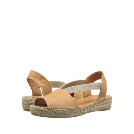 707fc72716b Toni Pons Etna Women's Leather Espadrille Sandals
