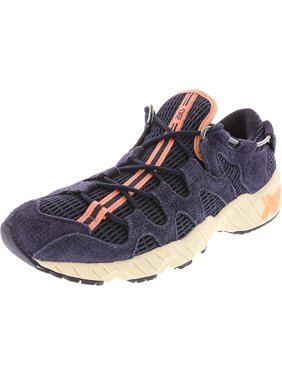 Asics Tiger Men's Gel-Mai Blue / Black Ankle-High Mesh Sneaker - 11.5M