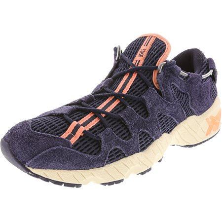 competitive price 79c8f 78abd Asics Tiger Men's Gel-Mai Peacoat / Ankle-High Mesh Fashion ...