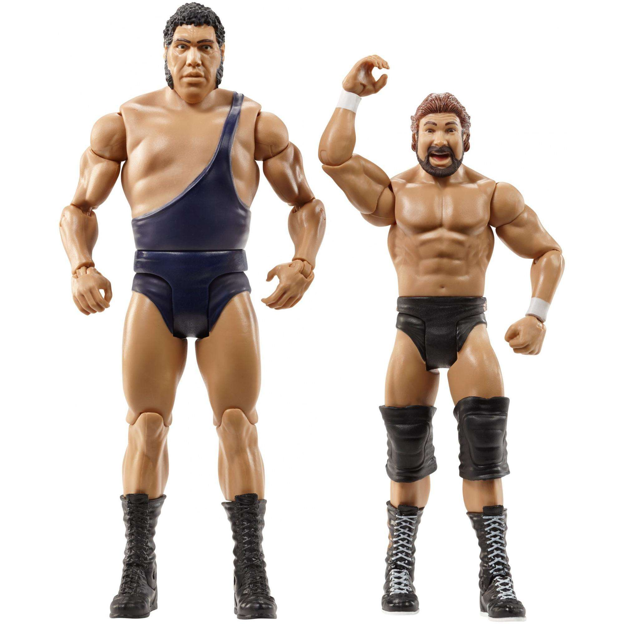 WWE Andre The Giant & Million Dollar Man 2-pack by Mattel