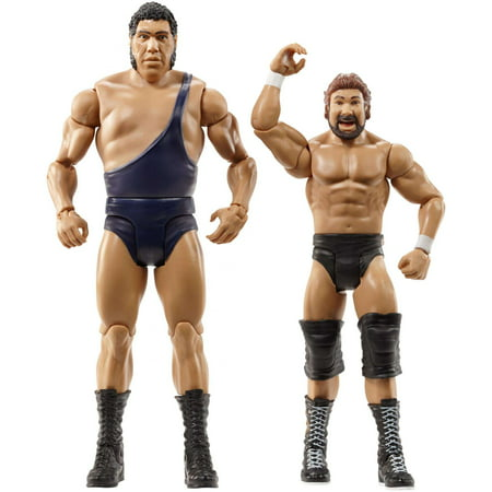 WWE Andre The Giant & Million Dollar Man - 2 Pack Wwe Toy
