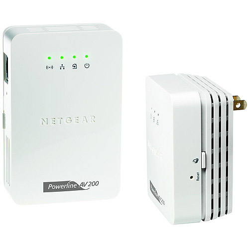 Netgear Powerline 200Mbps to N300 Wi-Fi Access Point (XAV...