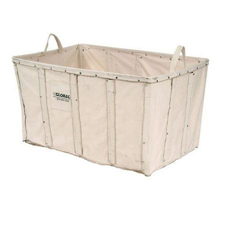 Replacement Liner for Canvas Basket Bulk Truck, 20 Bushel, Lot of 1 - Baskets In Bulk