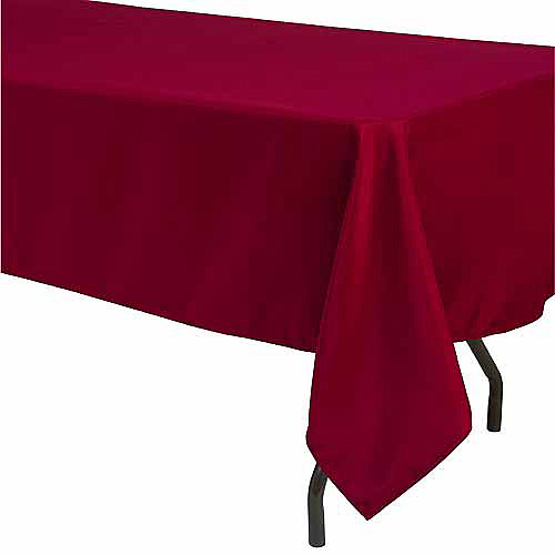 Shindigz Rectangular Polyester Tablecloth