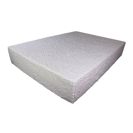 12 In Memory Foam Mattress Full