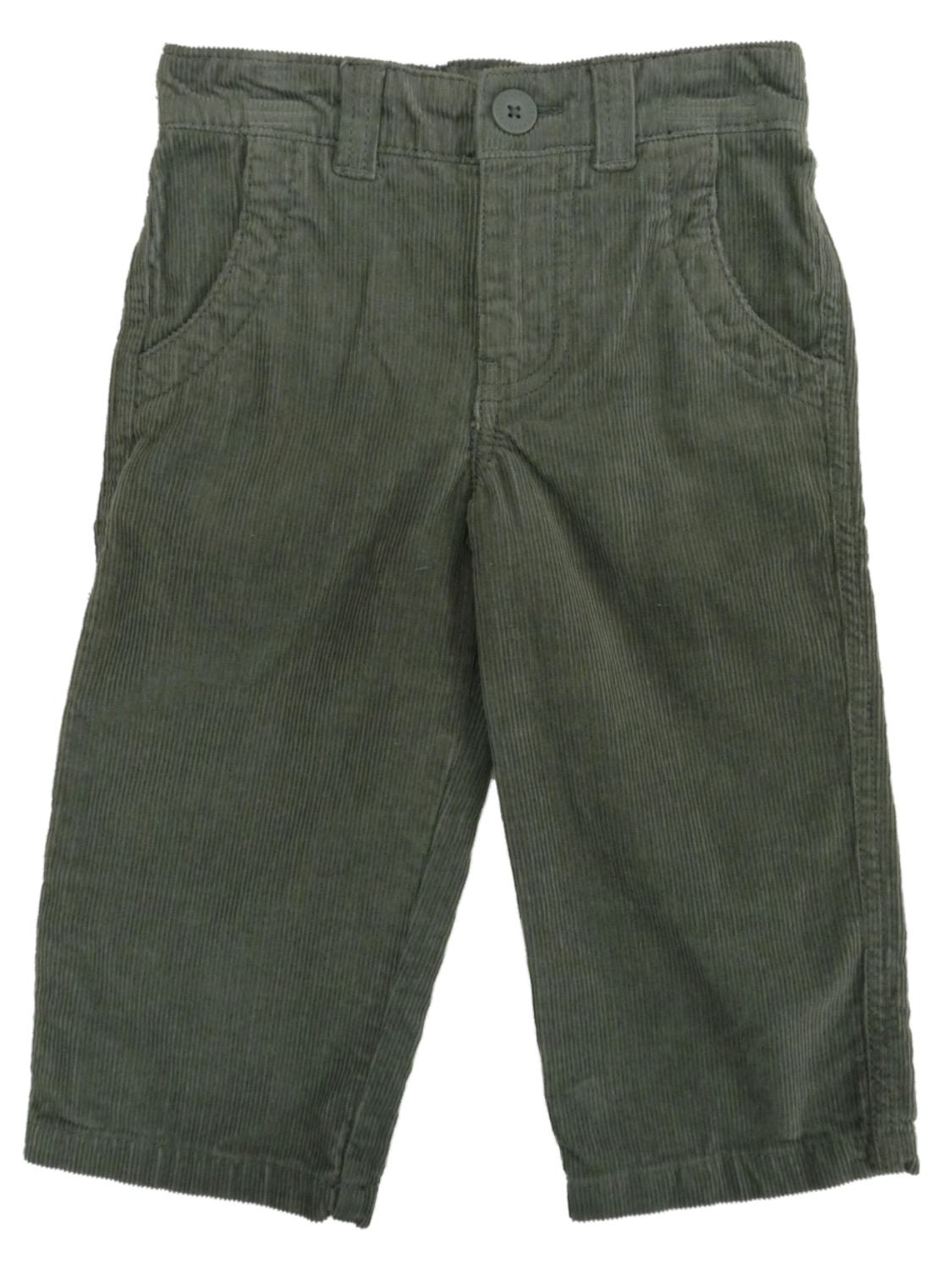 Healthtex Infant /& Toddler Boys Gray Corduory Pants