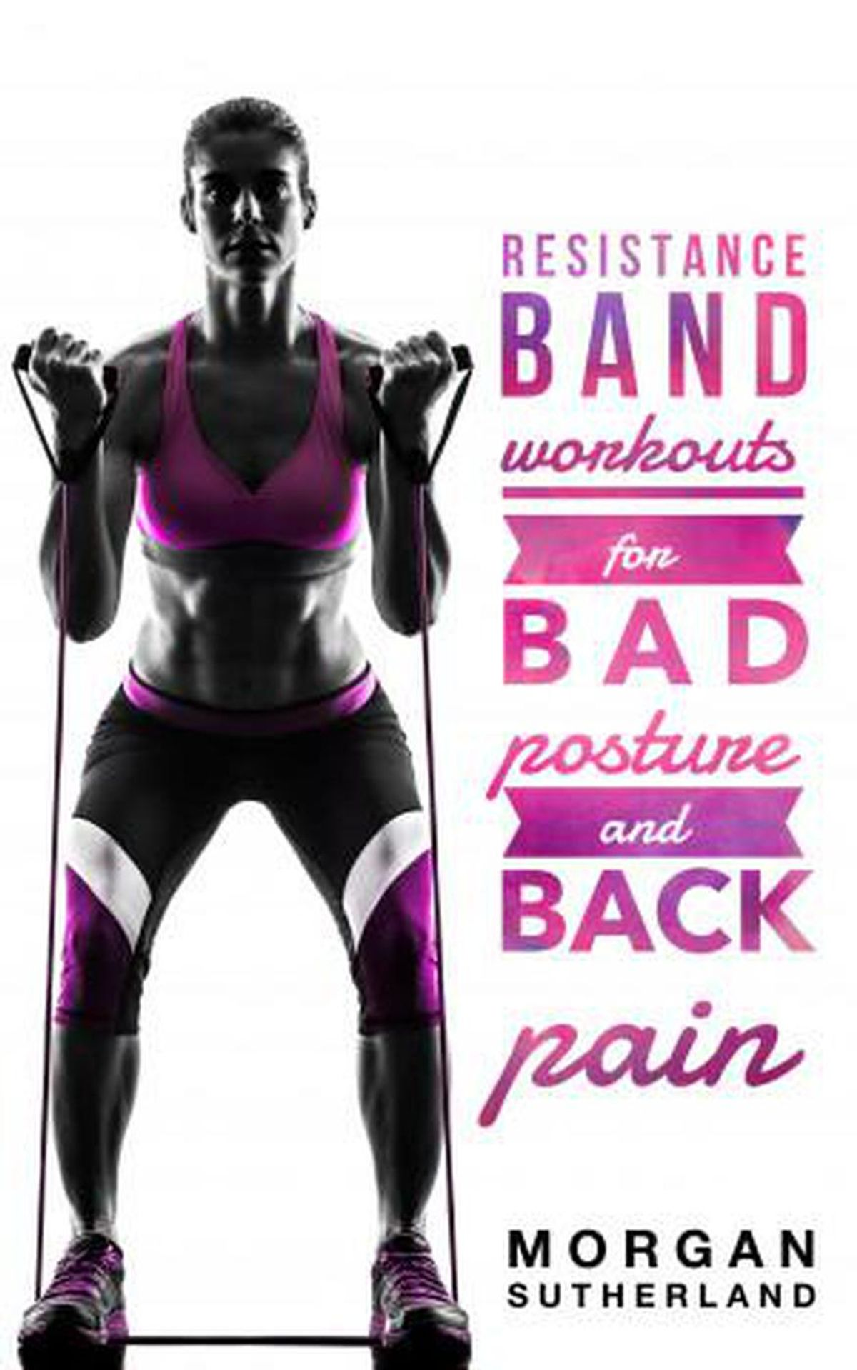 Resistance Band Workouts For Bad Posture And Back Pain Ebook