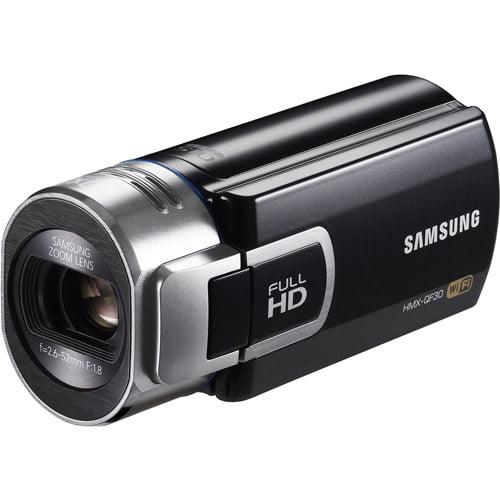 Samsung Hmx-qf30 Full 1080p Hd Camcorder