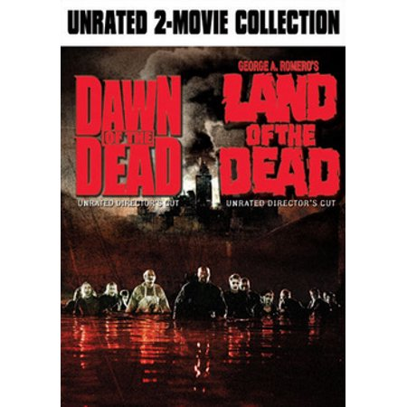 Land of the Dead / Dawn of the Dead (DVD) for $<!---->