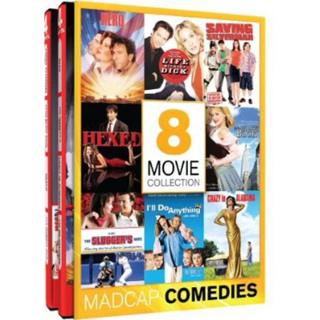 8 Movie Collection: Madcap Comedies (DVD)](Comedy Halloween Movies 2017)