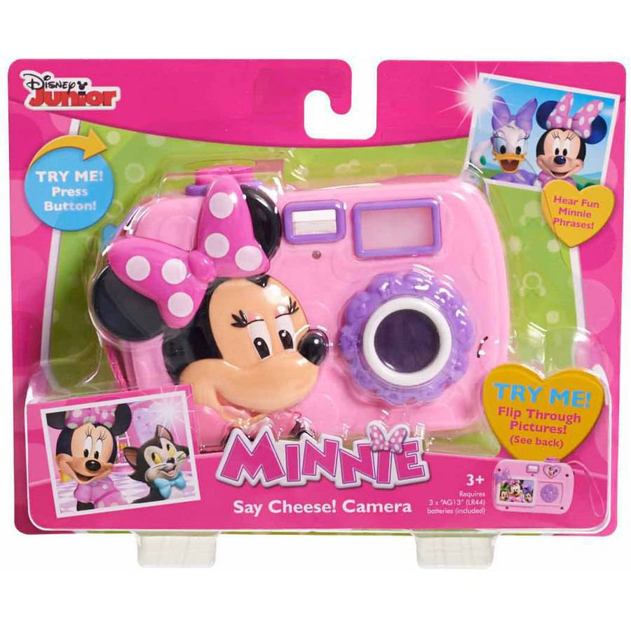 Minnie Bow-Tique Say Cheese! Play Camera