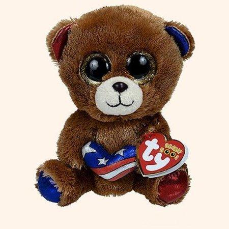 Ty Beanie Boos Stars - Bear (Cracker Barrel Exclusive) - Walmart.com d24089a2189