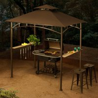 Replacement Canopy set for L-GG001PST-F 8X5 Soft-top Grill Gazebo