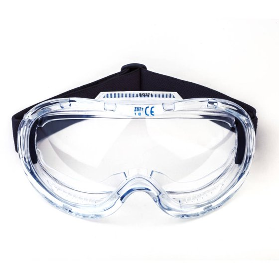 bf1679bedfd TR Industrial Wide-Vision Lab Safety Goggle