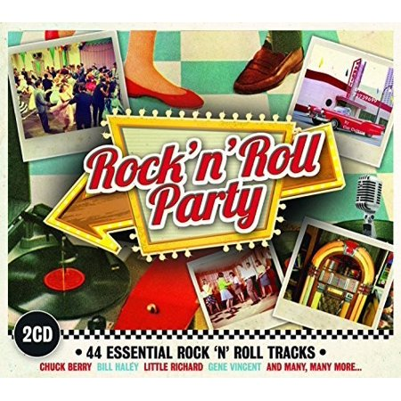 Rock 'N' Roll Party (Rock And Roll Party Supplies)