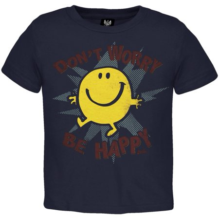 Mr  Men   Dont Worry Juvy T Shirt
