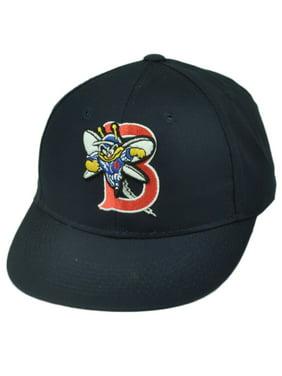 Product Image MiLB Binghamton Mets Replica Twill Youth S M Hat Sport Baseball  Navy Blue 96695bb093f9