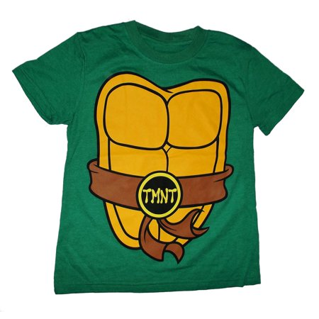 Teenage Mutant Ninja Turtles Shell TMNT Youth Tee (MEDIUM (8))](Tmnt Shell Shirt)