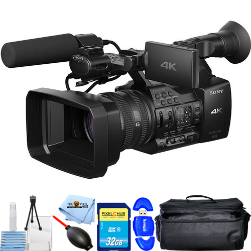 UNASSIGNED Sony PXW-Z100 4K Handheld XDCAM Camcorder STARTER BUNDLE