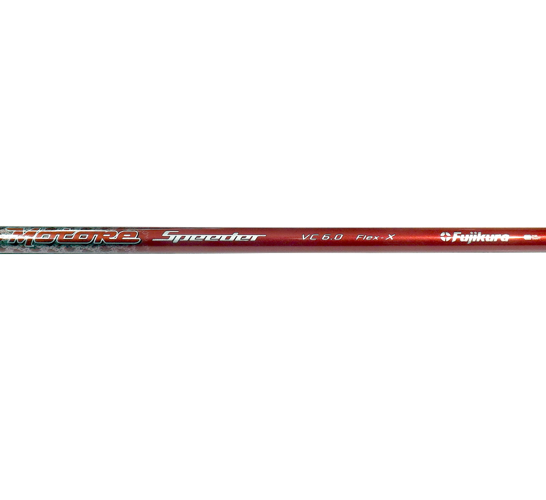 New Fujikura Motore Speeder VC Driver Shaft 335 Tip