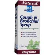 Cough & Bronchial Syrup Boericke & Tafel 8 oz Liquid