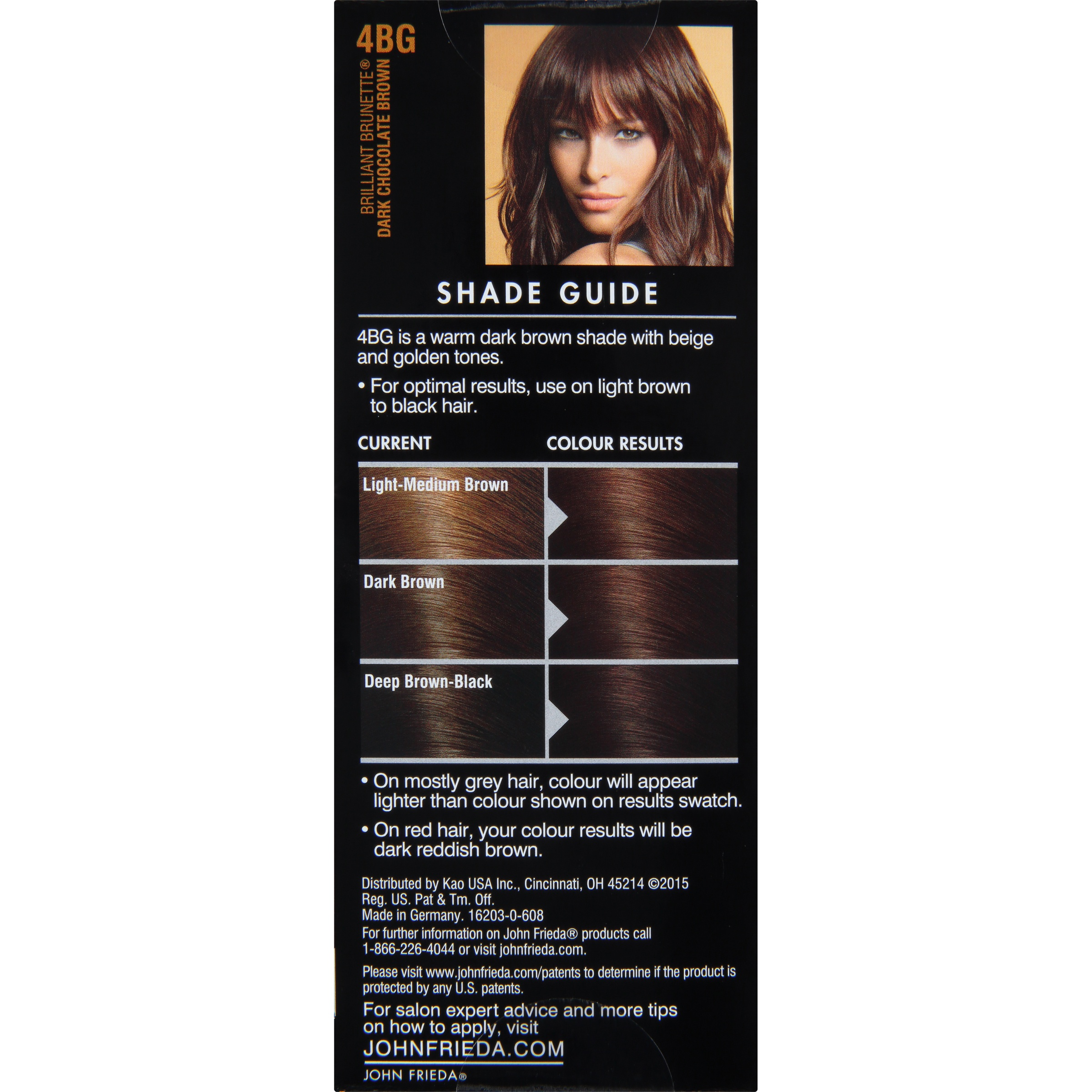 John Frieda Hair Color Light Golden Brown Reviews Best
