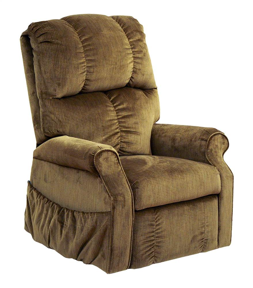 Catnapper pearson polyester chaise rocker recliner for Catnapper teddy bear chaise recliner